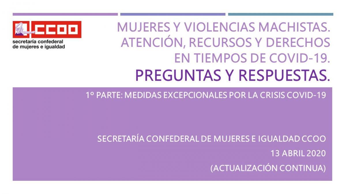 Mulleres e violencias machistas