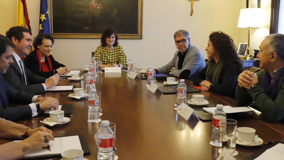 Mesa de Diálogo Social sobre Igualdad de Trato y Oportunidades
