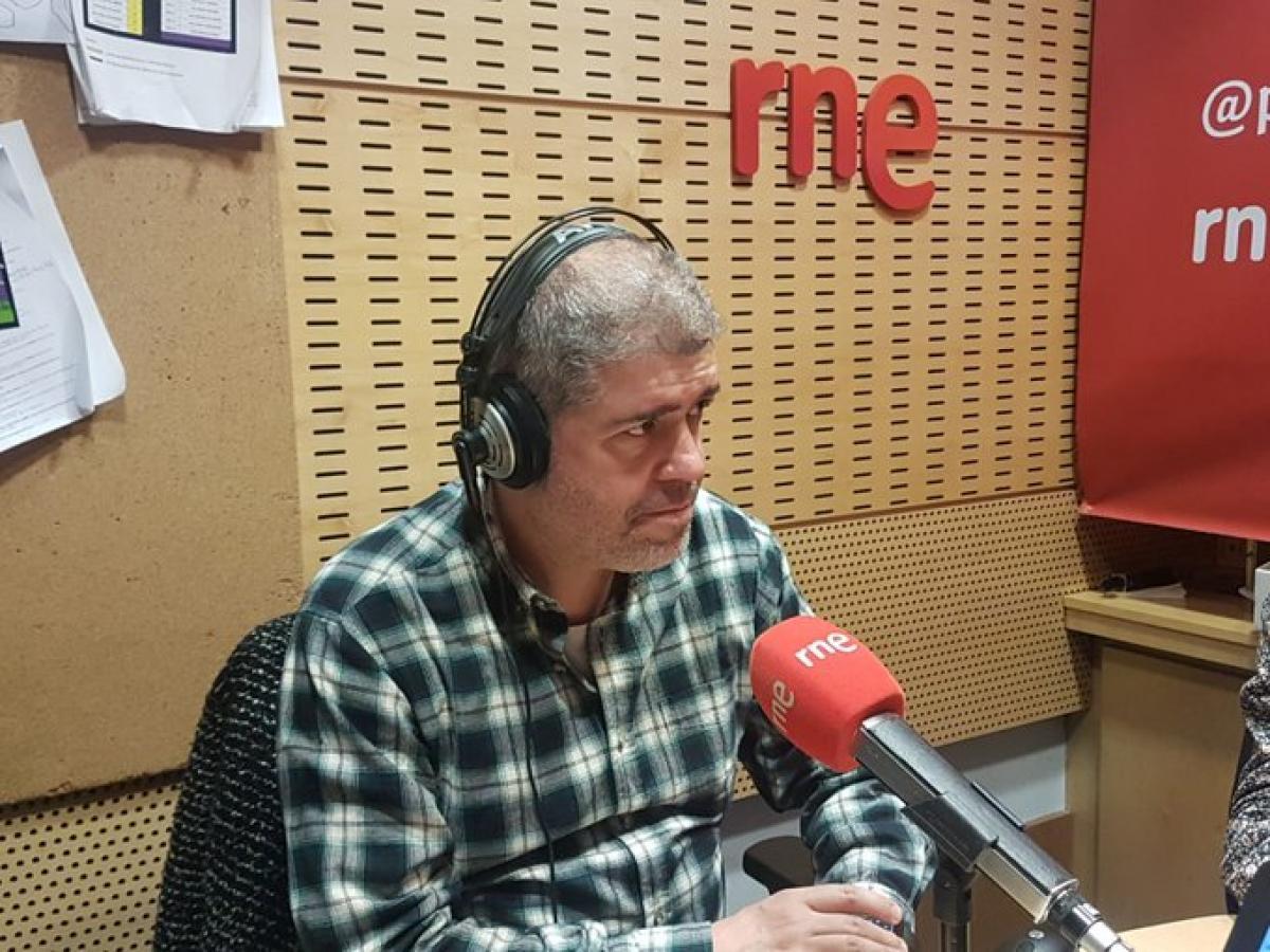 Entrevista a Unai Sordo en RNE