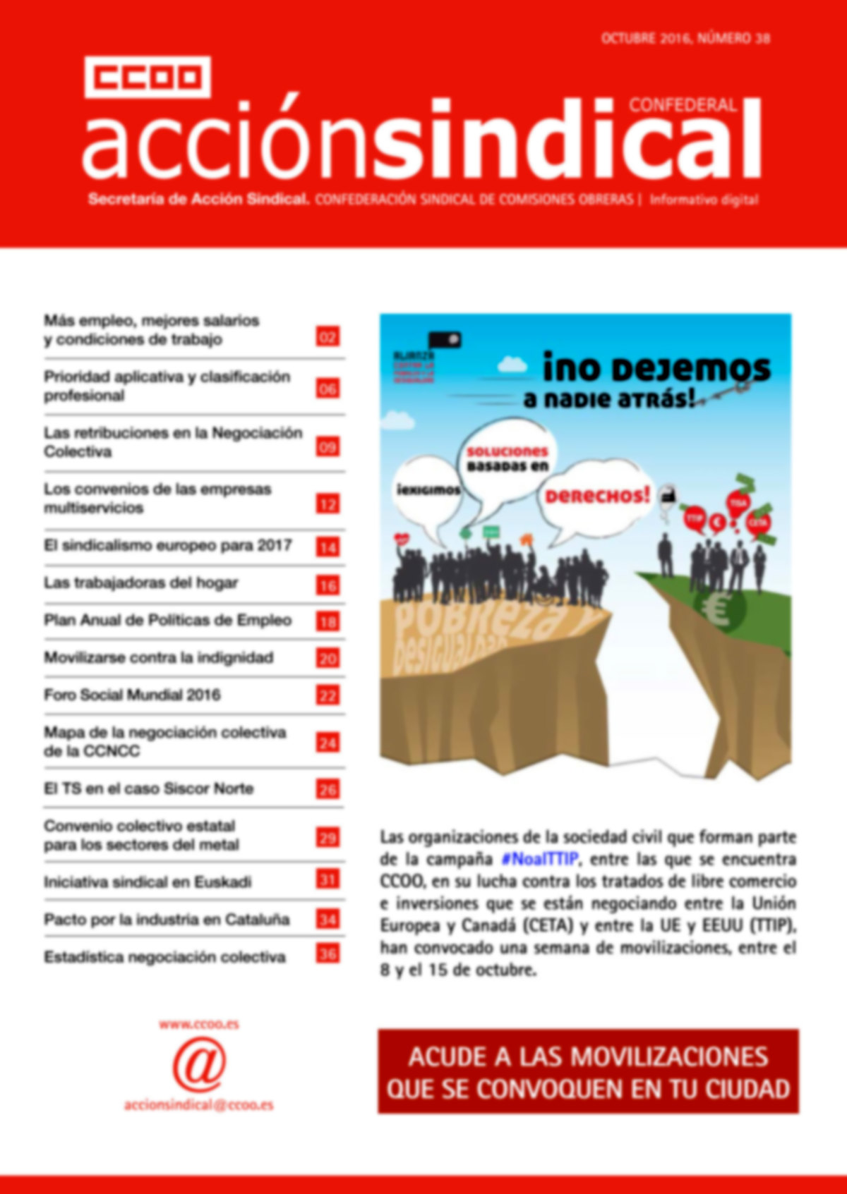 Revista de Acción Sindical nº 38