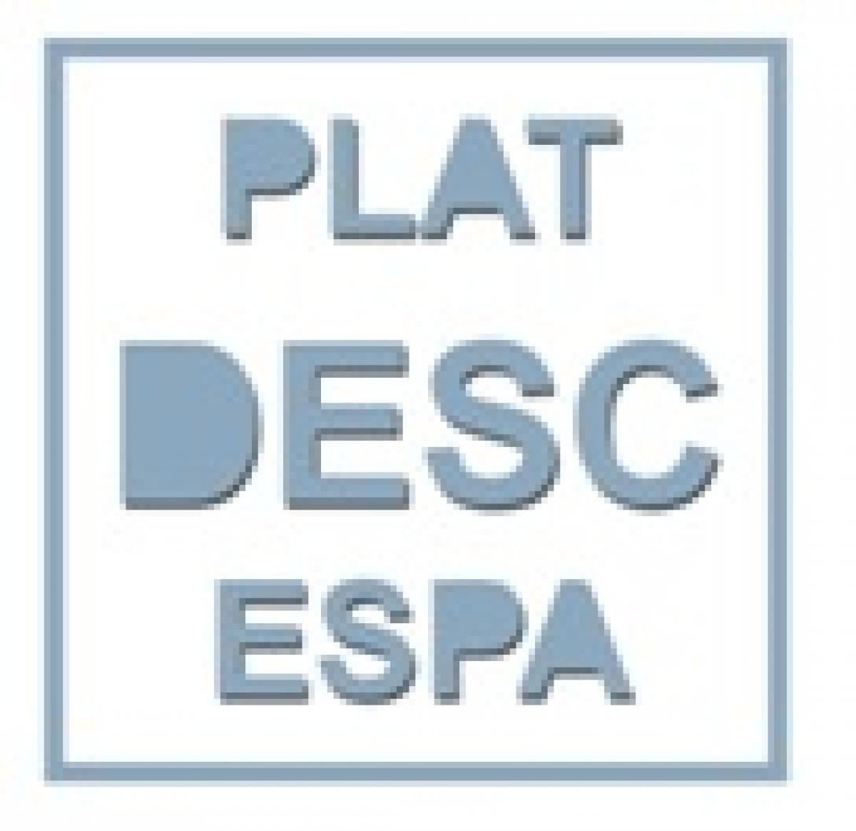 Logo de la Plataforma DESC España