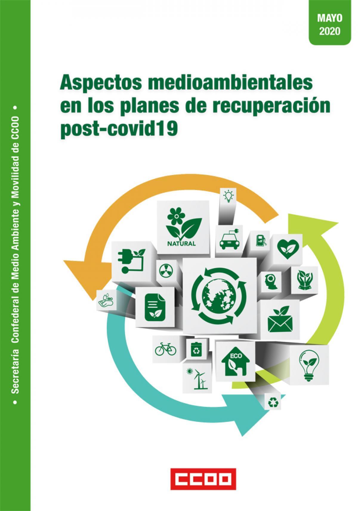 Aspectos medioambientales en los planes de recuperación post-covid19