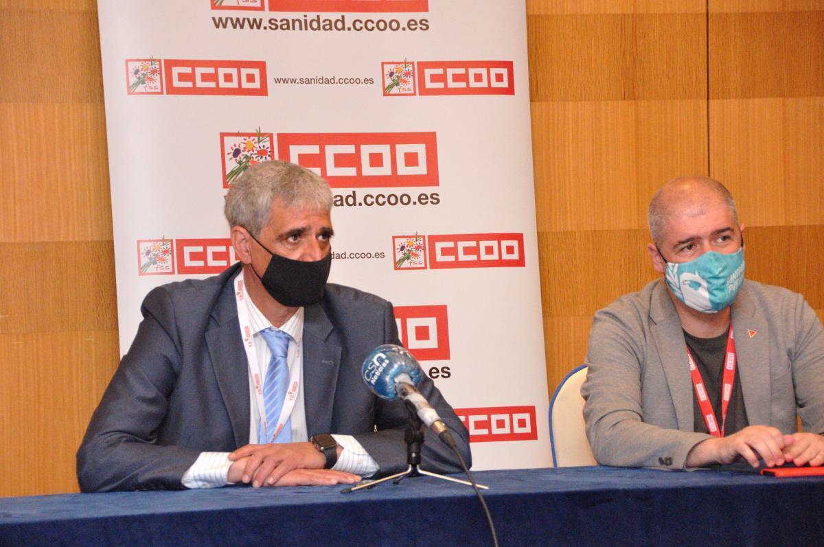 La Federación de Sanidad y Sectores Sociosanitarios de CCOO (FSS-CCOO) celebra su 12 Congreso