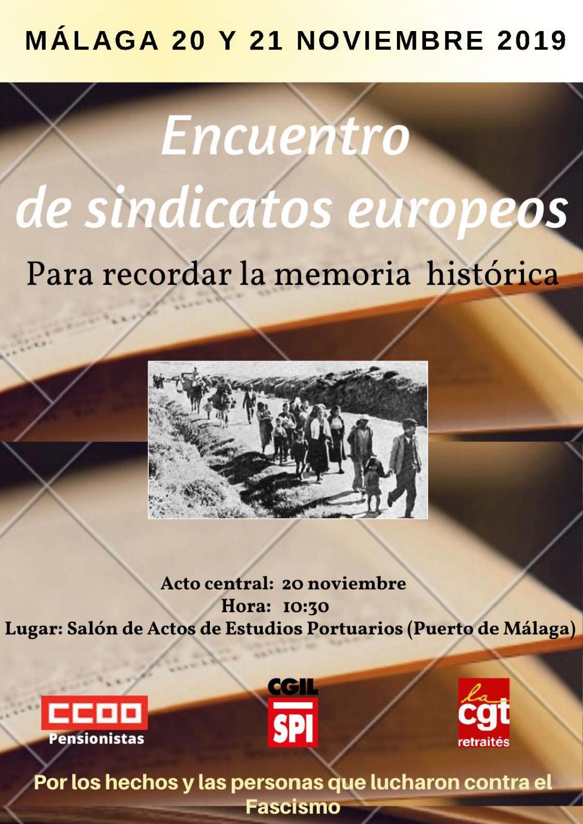 Imagen del cartel