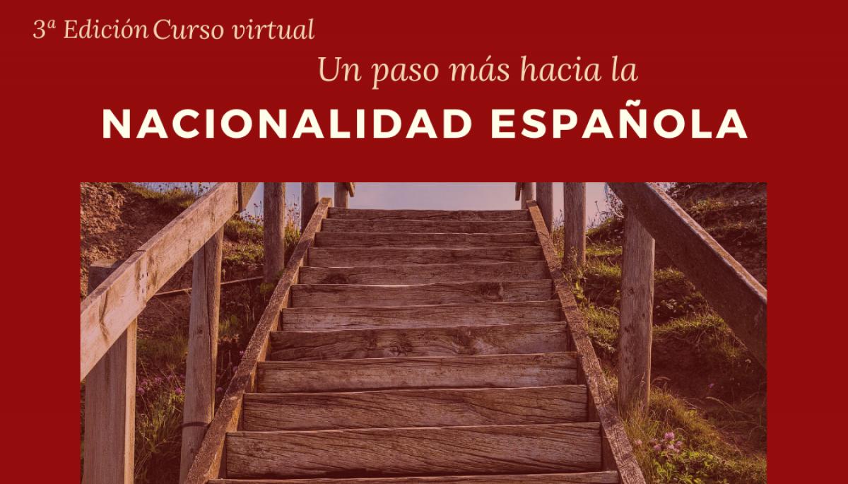 3º Curso de Nacionalidad Española.