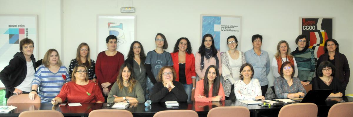 Acuerdo en líneas estratégicas de trabajo y acción en el plenario de Mujeres e Igualdad