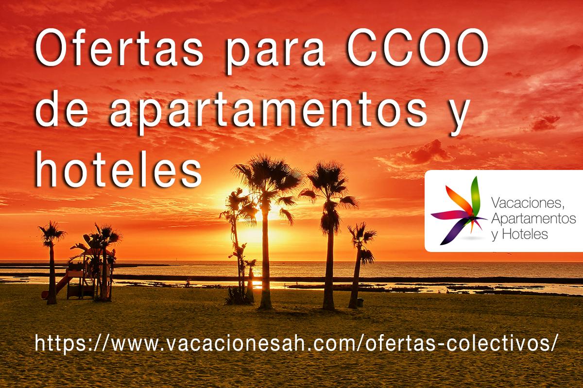 Ofertas para CCOO