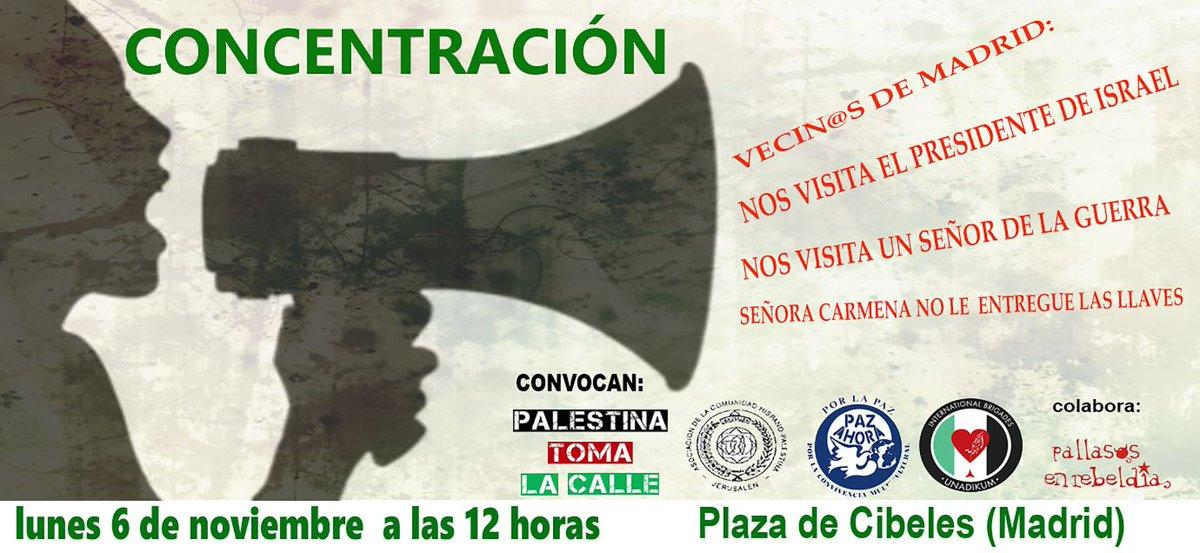 Cartel movilizaciones