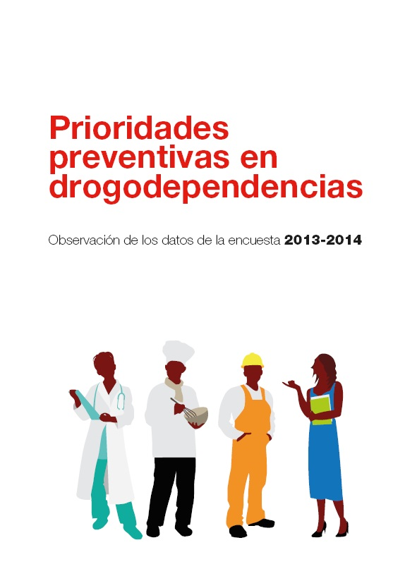 Prioridades preventivas en drogodepencias