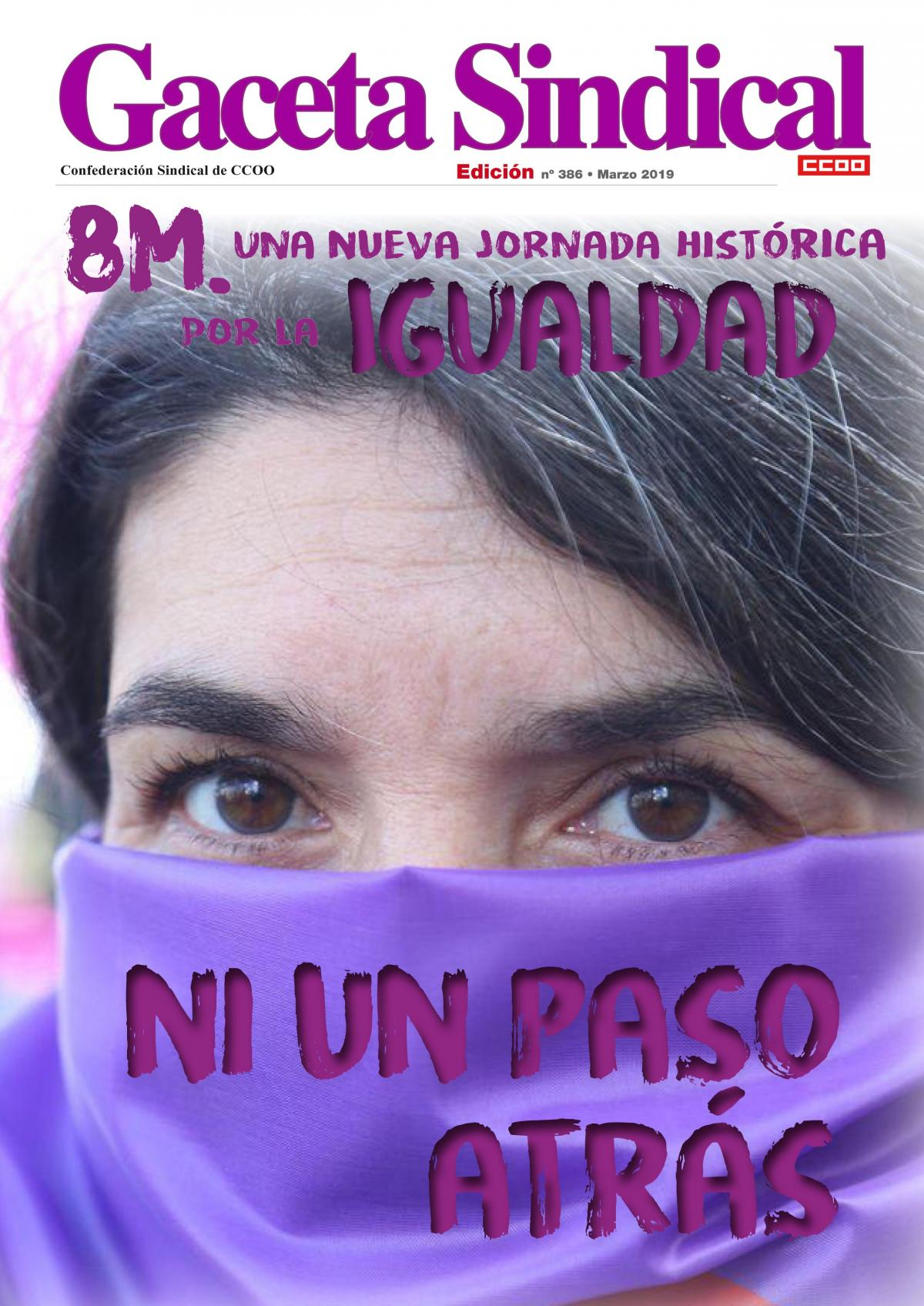 Gaceta Sindical 8M 2019